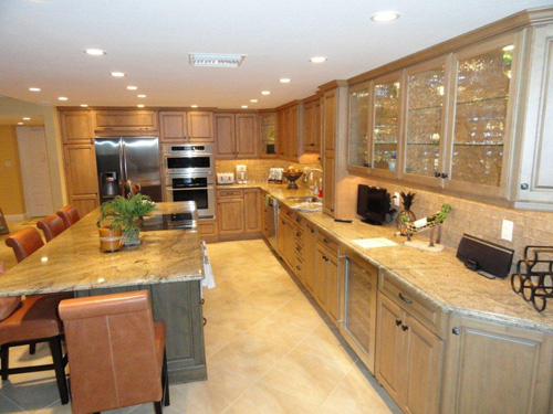 Kitchen Remodeling in Port Royal FL